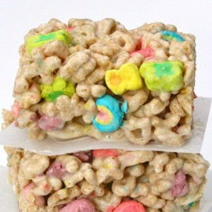 Recipe: Lucky Charms Treats from Bloom Online