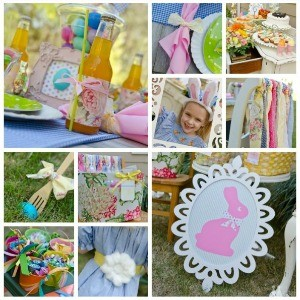 Freebie Friday: 12 Free Printables for Your Easter Party