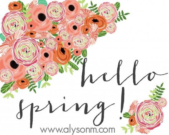 FF Alyson M Spring