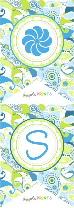 FF Dimple Prints spring-2