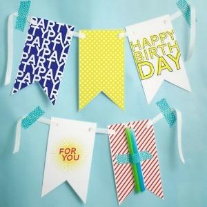 Freebie Friday: 15 Free Birthday Party Printables