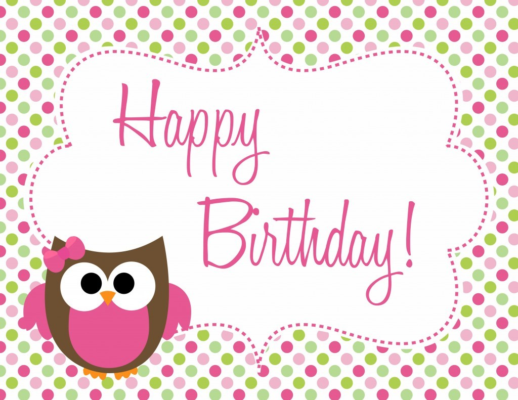 It is a picture of Adaptable Free Printable Birthday