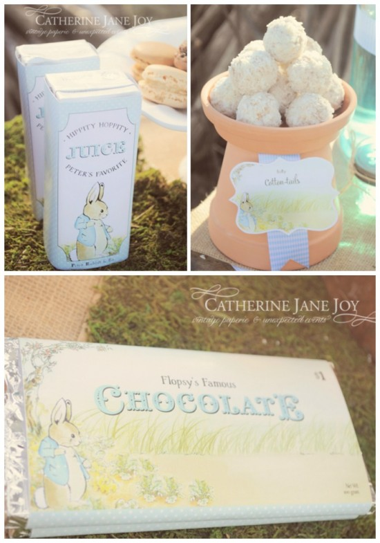 Peter Rabbit Candy Juice Wraps by Catherine Jane Joy C