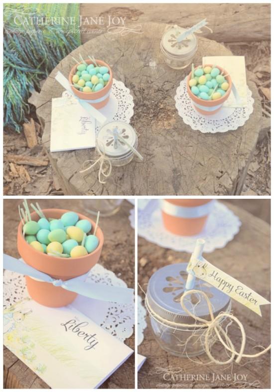 Peter Rabbit Dining Table by Catherine Jane Joy C