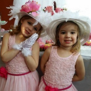 Joint 4th and 6th Birthday Tea Party {Customer Party}