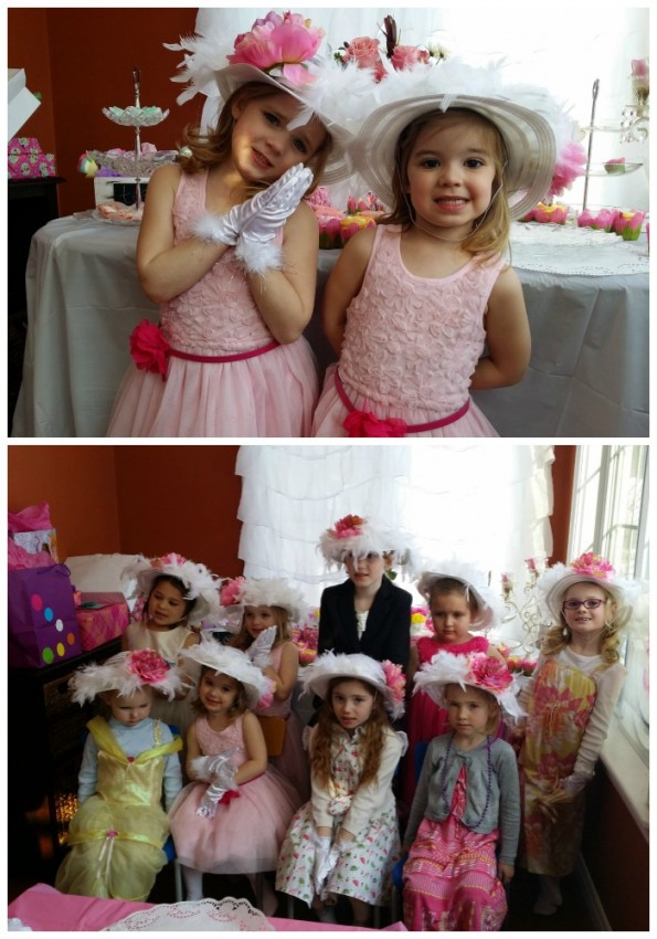 Sue's tea party cuties