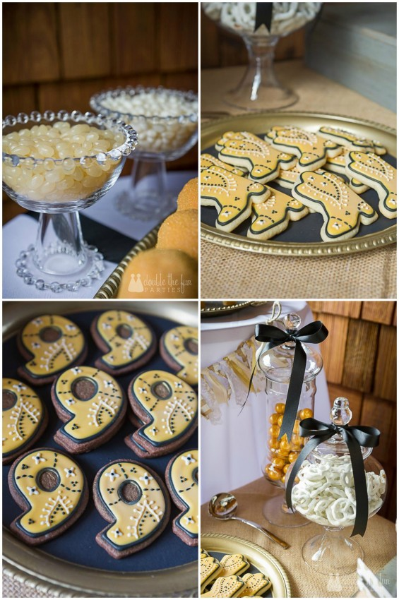 Country Music Awards Party Desserts by Double the Fun Parties