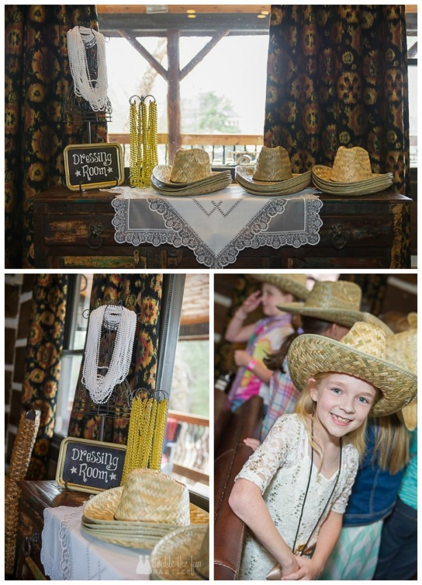 Country Music Awards Party Dressing Room by Double the Fun Parties