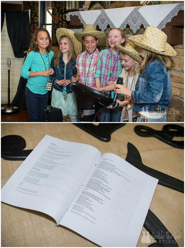 Country Music Awards Party Karaoke by Double the Fun Parties