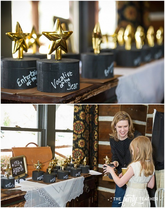 Country Music Awards Party by The Party Teacher - awards ceremony