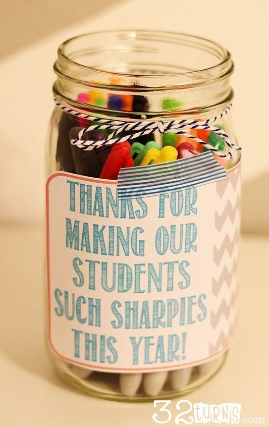 FF 32 Turns Teacher Appreciation