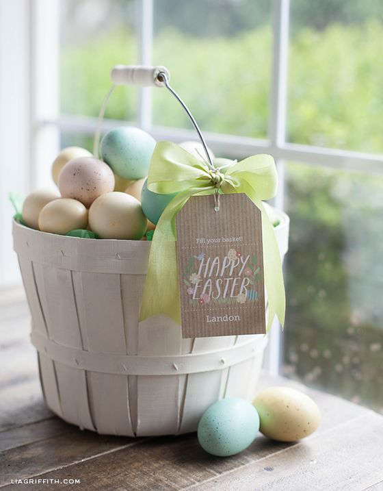FF Lia Griffith Easter free printables