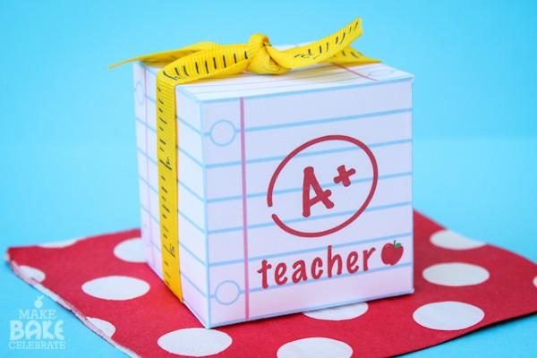 FF Make Bake Celebrate Teacher Appreciation