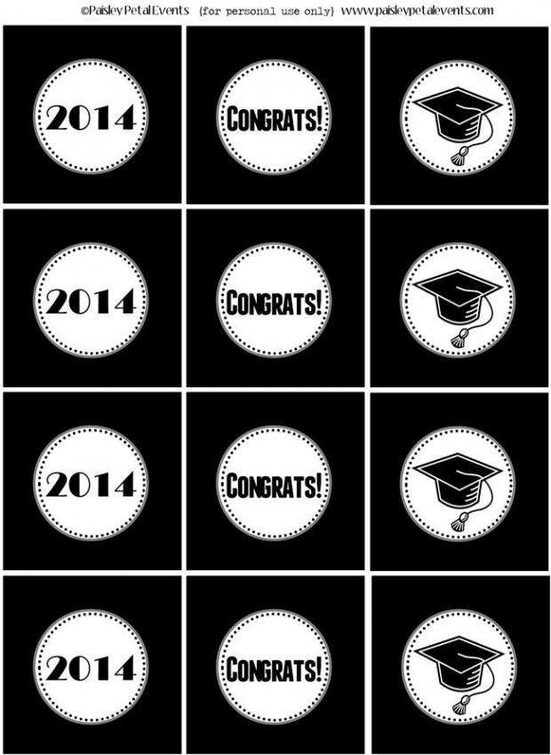 FF Paisley Petal Events 2014 Graduation