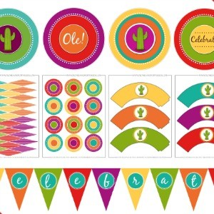 Freebie Friday: 13 Cinco de Mayo Free Printables