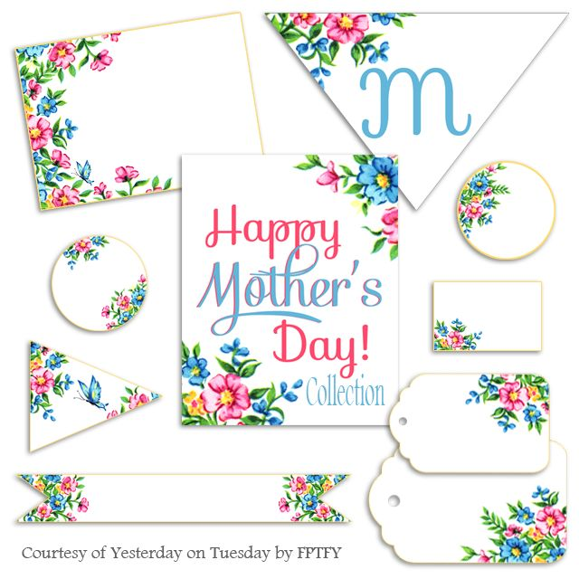 FF Yesterday on Tuesday Mother's Day