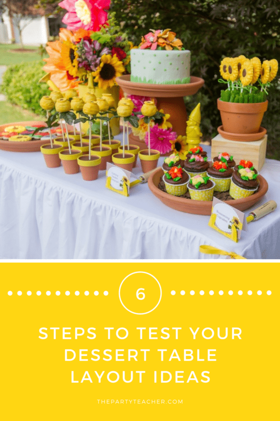 Amazing Planning Your Dessert Table Interior Design Ideas Apansoteloinfo