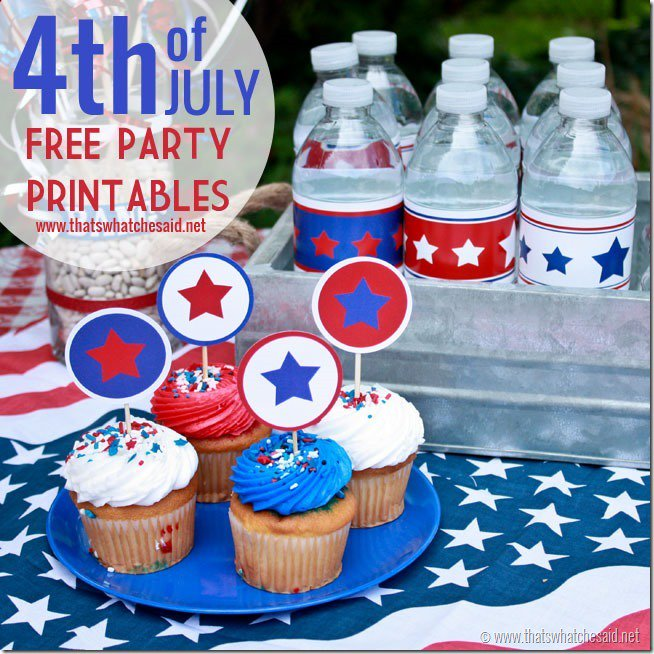 FF 4th of July That's What She Said