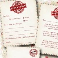 FFs Letter from Santa Lane 34 Studios