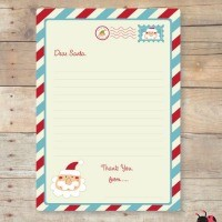 FFs Letter to Santa Busy Little Bugs