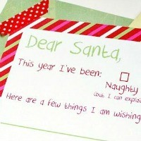 FFs Letter to Santa Delightfully Noted via Uncommon Designs