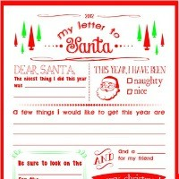 FFs Letter to Santa Feelin Crafty