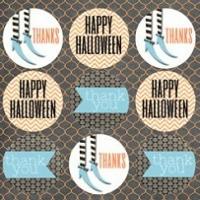 FFs Party Box Design Halloween