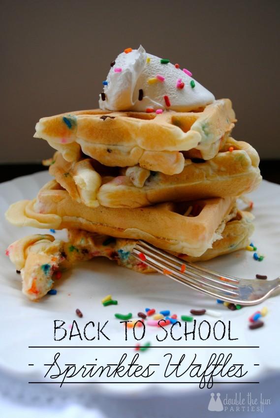 Back to School Sprinkles Waffles_0450
