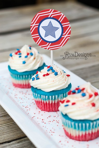 FF 4th of July Kori Clark Designs