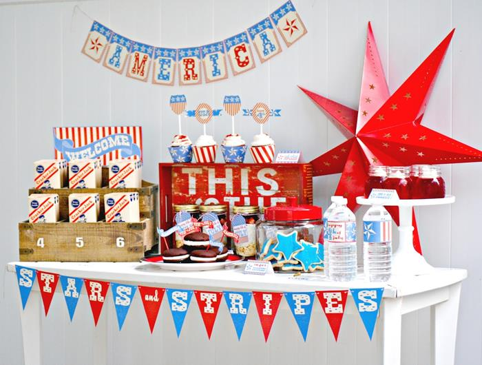 FF 4th of July Mimi's Dollhouse