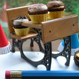 My Parties: Back to School Mini Celebration