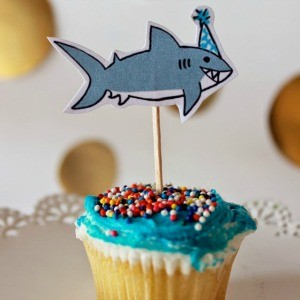 Freebie Friday: 16 Free Shark Printables