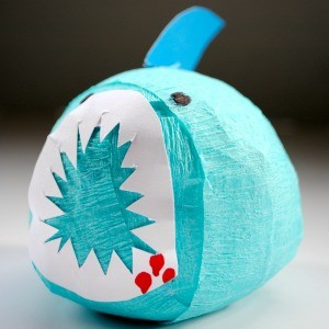 Shark Week: Shark Party Favor Balls