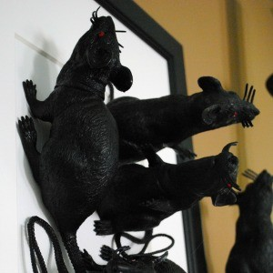 Follow Me for a 3-D Art Lesson {With Rats!}