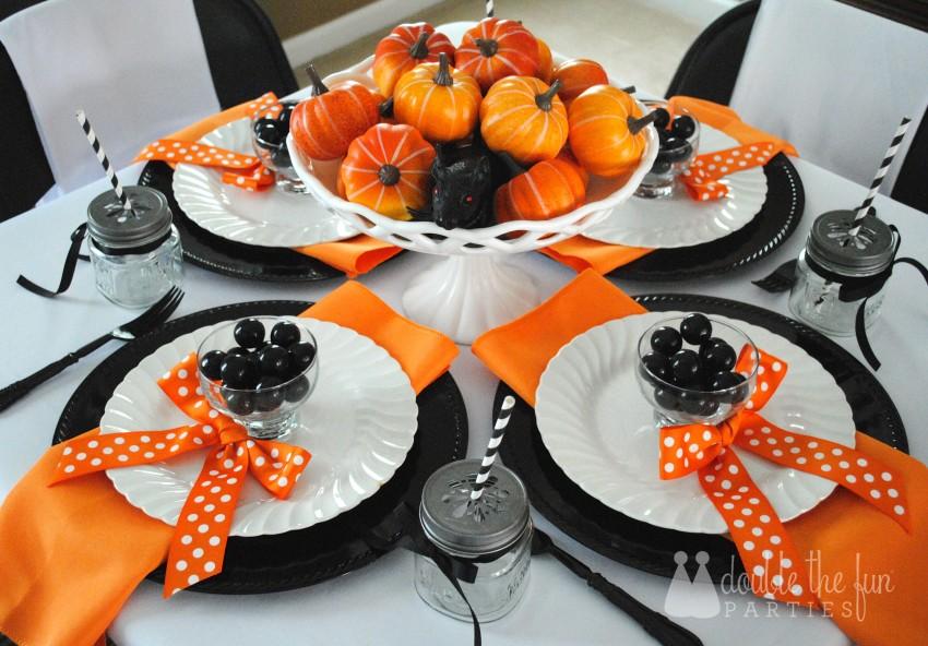 3-D Black Rat Halloween Art by Double the Fun Parties - 0970