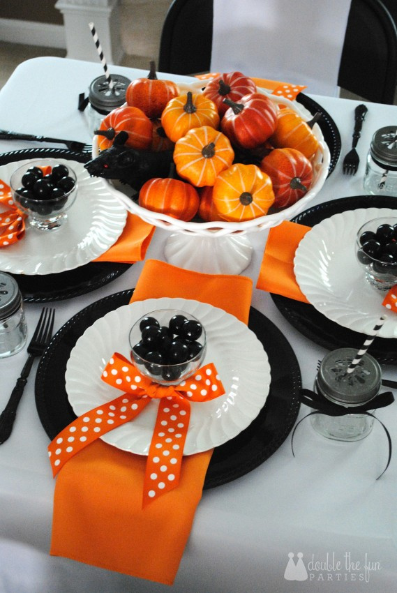 Black Rat Halloween Party by Double the Fun Parties - 0743
