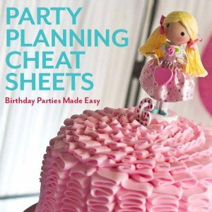 Listen in on Party Planning Interview {And Get a Free Gift!}