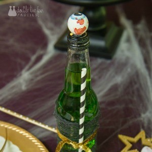Tutorial: Zombie Princess Soda Bottles