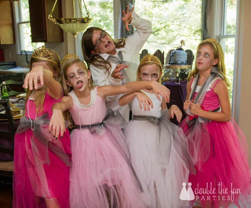 Zombie Princess Party by Double the Fun Parties-3742-2