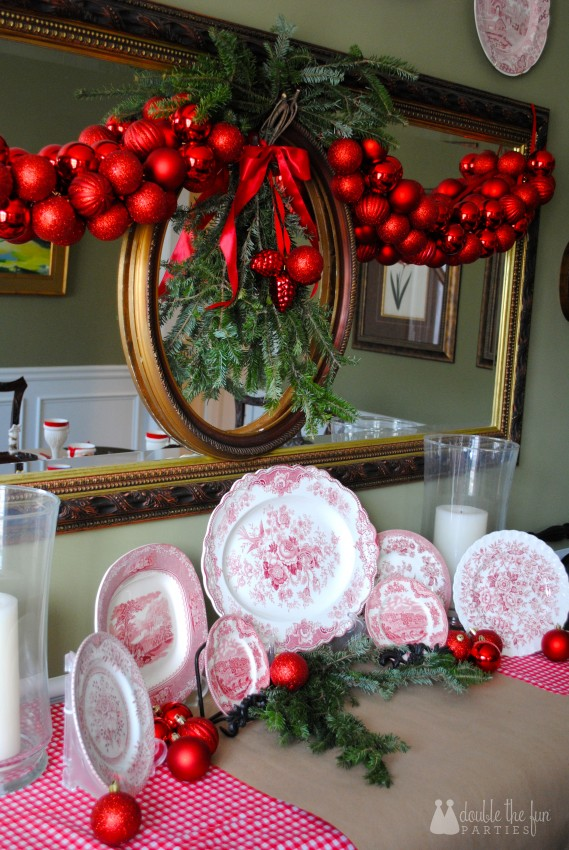 Home for the Holidays Christmas by Double the Fun Parties 1066