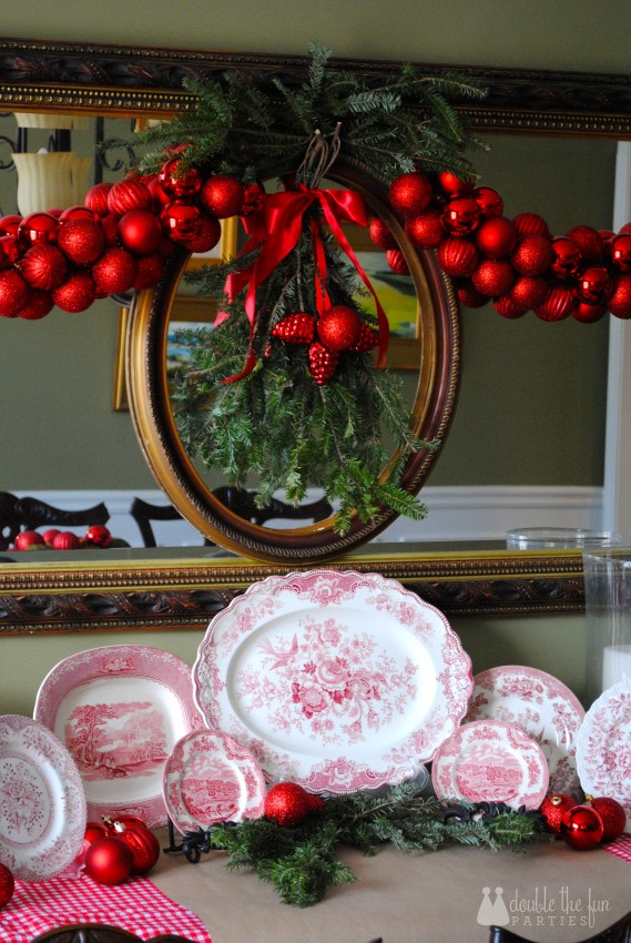 Home for the Holidays Christmas by Double the Fun Parties 1069