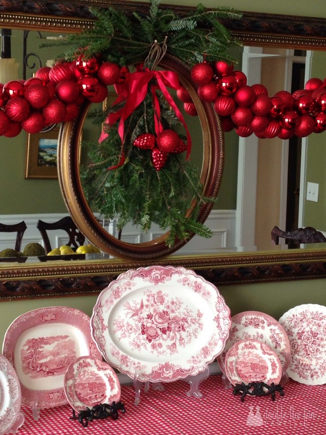 Home for the Holidays Christmas by Double the Fun Parties 2798