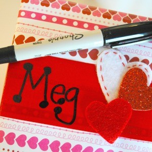 Tutorial: Tissue Box Into Classroom Valentine's Day Cards Box