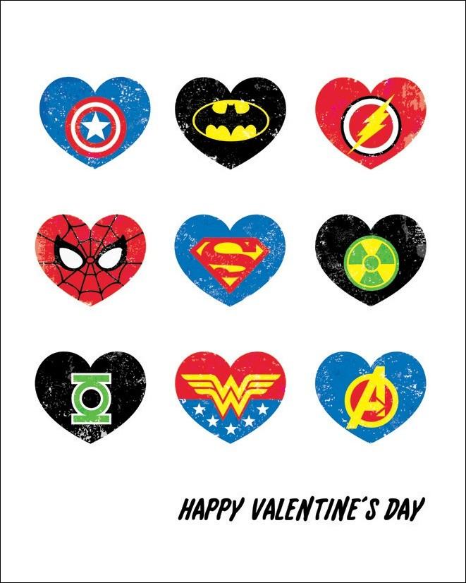 FF The Rockin Boys Club Valentine's