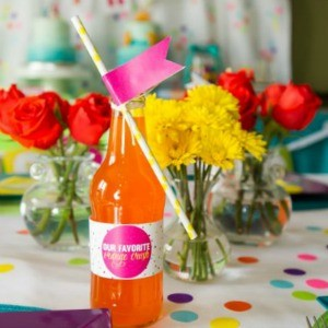 My Parties: Twins Top Ten Birthday Party (a Favorite Things Party)