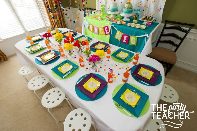 Twins Top Ten Party by The Party Teacher086