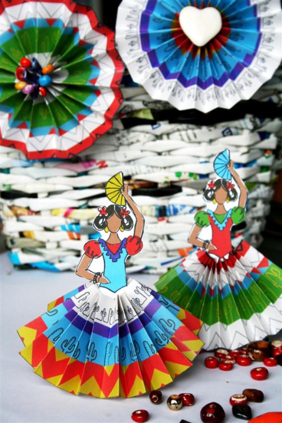 Cinco de Mayo Free Printables by Denna's Ideas