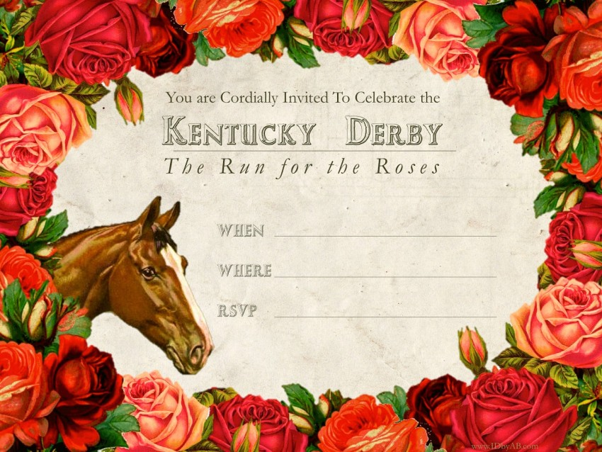 FF Designing a Beautiful Life Kentucky Derby