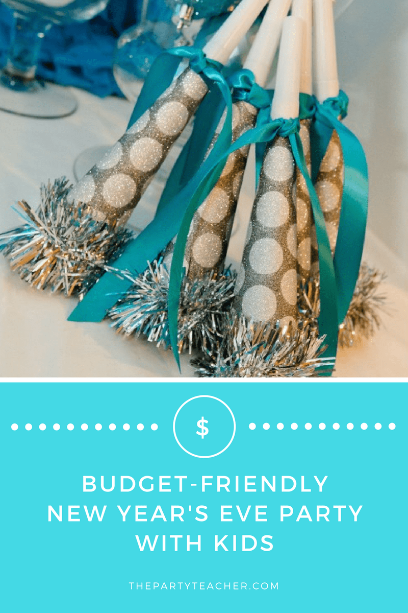 Budget Friendly New Year's Eve Party