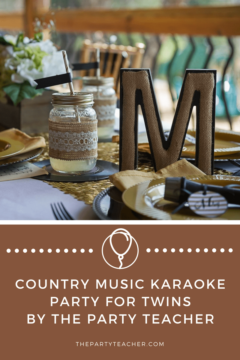 Country Music Karaoke Party